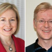 Rosalind Picard and Hans Gellersen